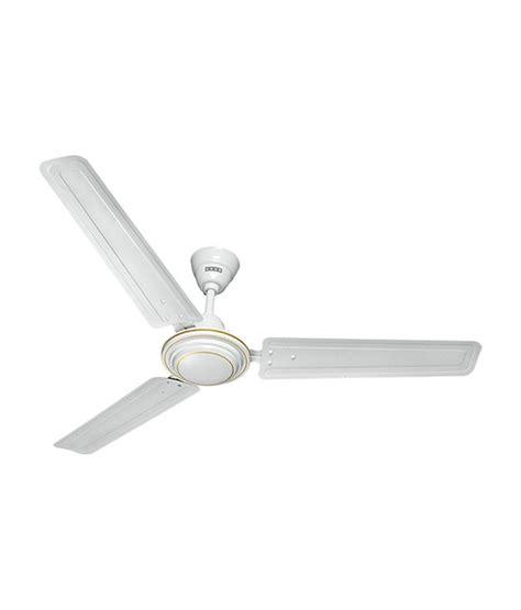 Usha High Speed Ceiling Fan by Usha 1200 Mm Wind Ceiling Fan White High Speed Price In