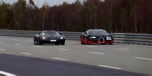 Bugatti Vs Koenigsegg Agera R A Bugatti Veyron Do Battle With A Koenigsegg Agera R