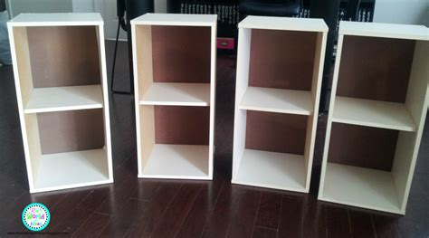 Bookcase With Cubbies Ria S World Of Ideas Trash To Treasure Storage Cubbies