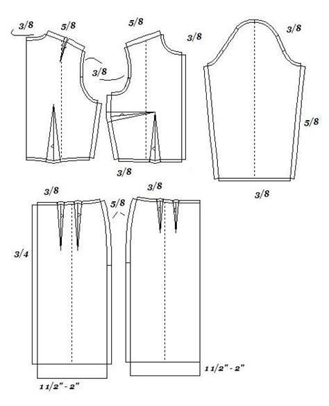 ease pattern making 451 best images about sloper on pinterest sewing