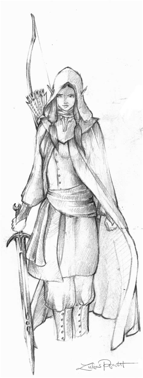 wood elves coloring pages sketches of wood elves coloring pages