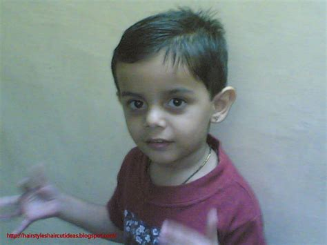 hairstyles for indian kid girl modern haircuts 2012 side part hairstyle for boys