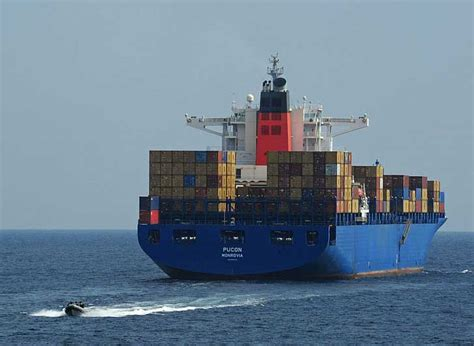boat shipping line new mitsubishi air lubrication technology makes ships more