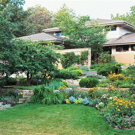 Landscape Ideas For Hillside Backyard Hillside Landscaping Ideas Gardens A Well And Hillside Landscaping