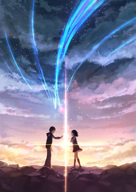 Anime Your Name by Your Name I Loved This And I Loved The Soundtrack