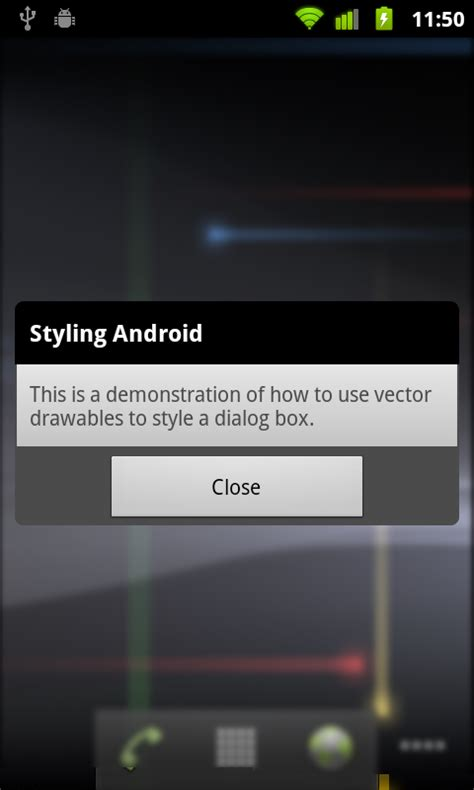android layout header body footer creatorb notes android button style