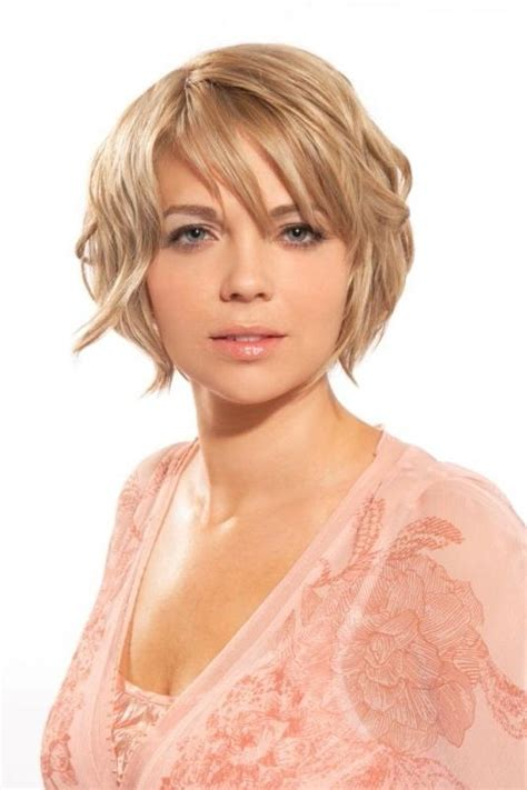 flattering low maintenance hairstyles 20 photo of low maintenance short haircuts for round faces