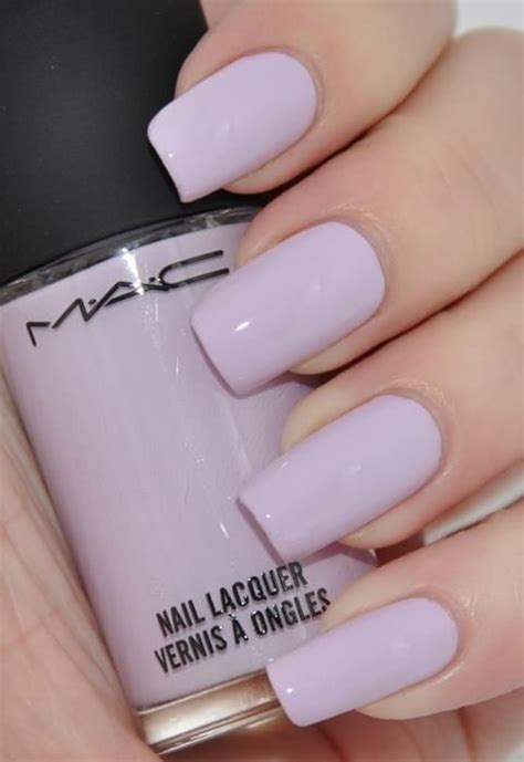 7 Most Fashionable Nail Polishes Of Today by Lilac Nails Fashion Lilac Nails