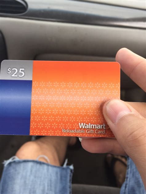 Reloadable Walmart Gift Card - letgo walmart 25 reloadable gift card in riverlea oh