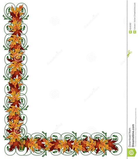 thanksgiving border clipart free thanksgiving leaf border clip 101 clip