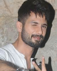 shahid kapoor new hairstyle image collections
