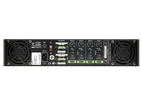 Power Lifier Dynacord dynacord pcl1415 power lifier concert sound