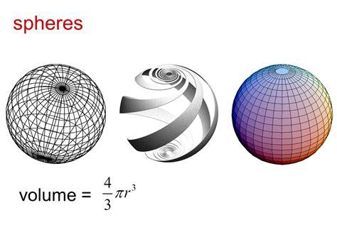 S A Volume 9 median don steward mathematics teaching sphere volume
