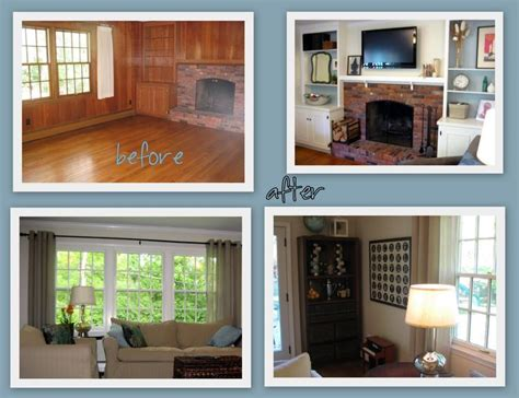 painting paneling before and after photos pinterest discover and save creative ideas