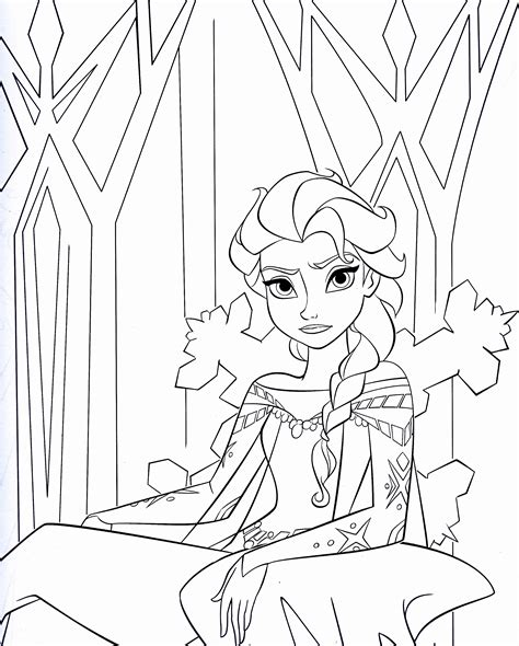 free coloring pages of frozen characters disney frozen coloring pages walt disney coloring pages