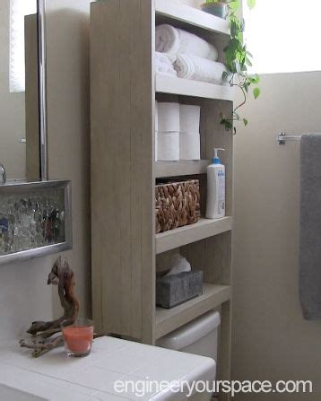 fitting your own bathroom toilet storage toilets and storage cabinets on pinterest