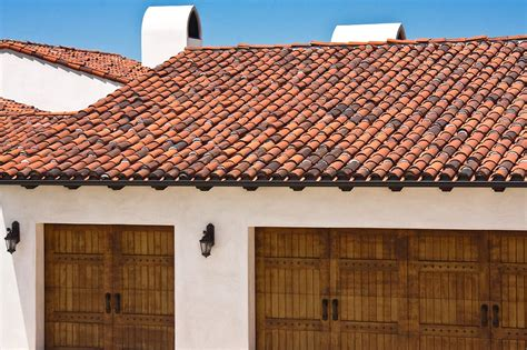 Ceramic Tile Roof Roofing