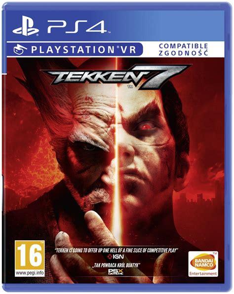 Ps4 Tekken 7 By Divisi tekken 7 playstation 4 namco bandai gry i