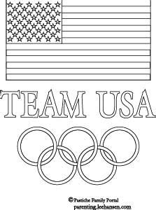 usa hockey coloring pages printable team usa olympics coloring poster with flag