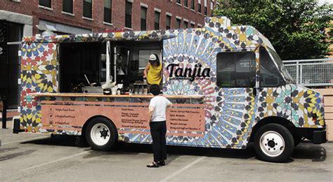 food truck design project terra food trucks on behance