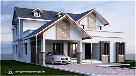 Kerala Home Design October 2015 by House Interior Ideas In 3d Rendering Keralahousedesigns