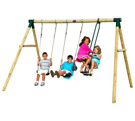 swings and slides uk 1000 ideas about wooden garden swing on pinterest