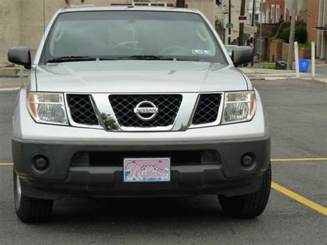 sell used 2006 nissan frontier xe extended cab pickup 4 door 2 5l in philadelphia pennsylvania sell used 2006 nissan frontier xe extended cab pickup 4 door 2 5l in philadelphia pennsylvania