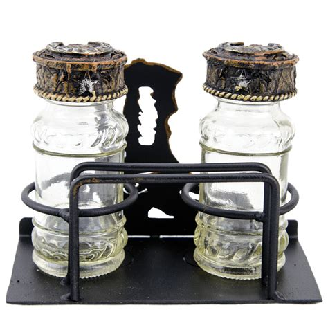 country style salt and pepper shakers country western salt pepper shaker set ebay