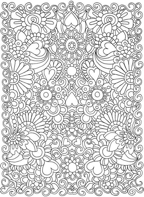 abstract coloring pages momjunction 23 best abstract coloring pages images on pinterest