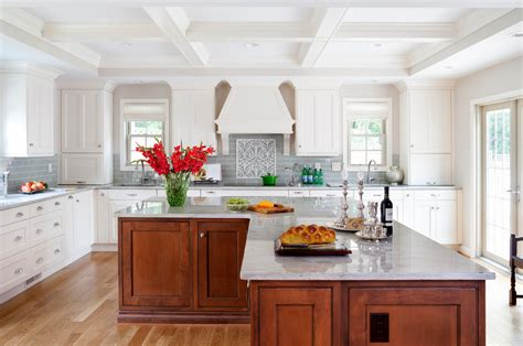 l shaped kitchen island kitchen traditional with beige backsplash black countertop