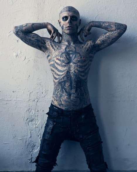 Tattoo Full Body Skeleton | full body skeleton tattoo funnywebpark