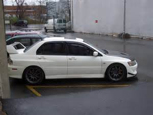 Mitsubishi Evolution 2003 2003 Mitsubishi Lancer Evolution Pictures Cargurus