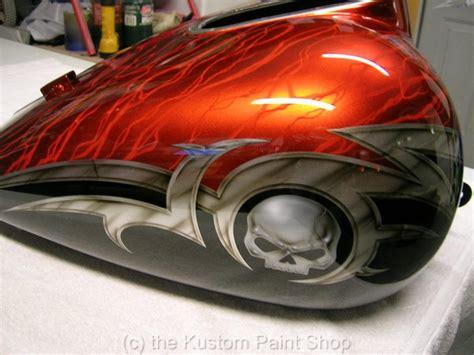 custom painted motocross custom paint job harley davidson honda yamaha suzuki