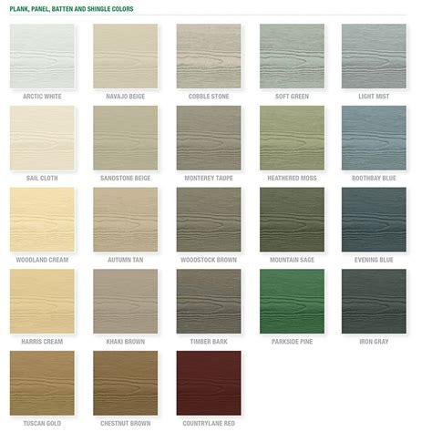 hardiplank colors shop hardie prime cedarmill fiber cement siding