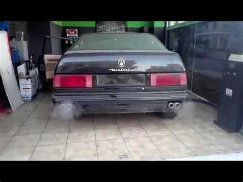Maserati Engine Sound by Maserati Ghibli Cup Engine Sound