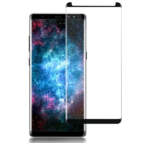 Tempered Glass Samsung Galaxy Note 8 Friendly New 4d Screen Protector galaxy note 8 screen protector herhea tempered glass friendly 3d curved edge