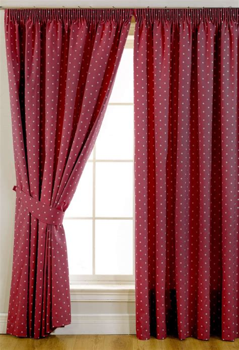 blackout curtains red ready made curtains woodyatt curtains