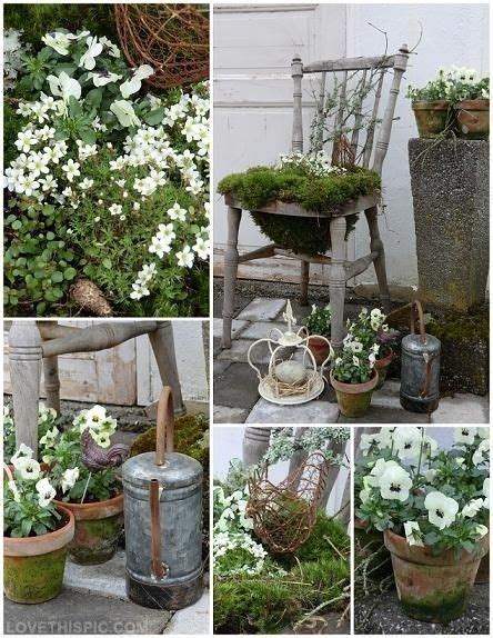 Diy Garden Decor Ideas Garden Crafts Garden Diy Gardening Diy Crafts Do It Yourself Diy Garden Decor Diy Tips Diy