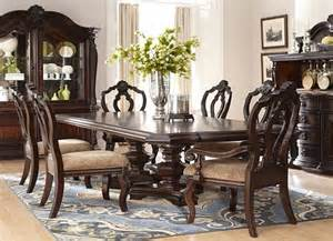 17 best ideas about dining rooms on black