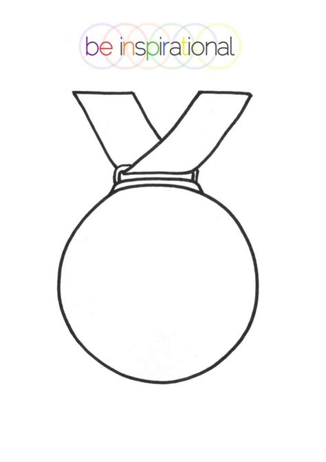 Medal Design Template Prayer Resources Week 6 Be Inspirational