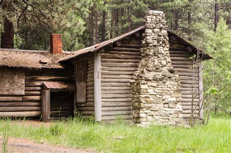 Log Cabin Net by Abandoned Log Cabin In The Woods Architecture Photos On
