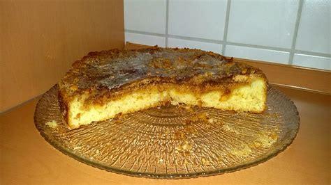 kuchen belag rezept altbadischer zimt zucker kuchen aus hefeteig