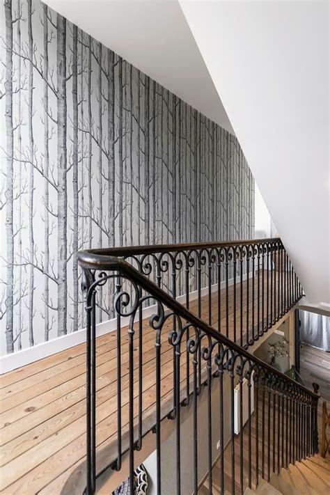 Tapisserie Pour Couloir by Couloir Astuces D 233 Co Peinture Papier Peint C 244 T 233 Maison