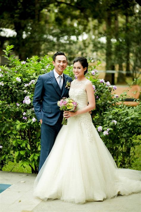 wedding 2014 pinoy actress photo rustic farm philippines wedding blog