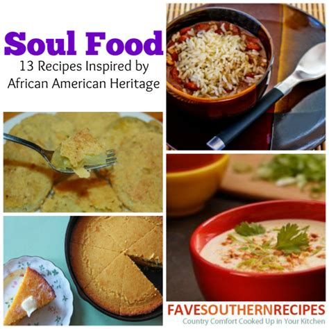 soul food recipes for soul books soul food 13 recipes inspired by american heritage