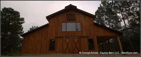 Garage With Loft Barn Home Cypress Wood Siding Monitor Style