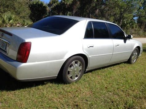 how to sell used cars 2000 cadillac deville security system sell used 2000 cadillac deville base sedan 4 door no reserve in north port florida united