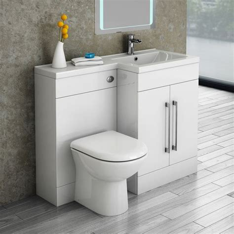 toilet and sink in one 23 stylish toilet sink combos for small bathrooms digsdigs