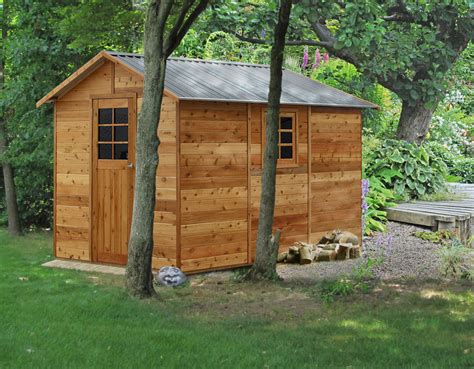 8 X 12 Sheds by Cedar Shed Master Shed 8x12ft 2 5mx3 6m 2 979 90