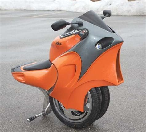 Einrad Elektro Motorrad Ryno by One Wheeled Motorcycle Uno One Wheeled Motorcycle